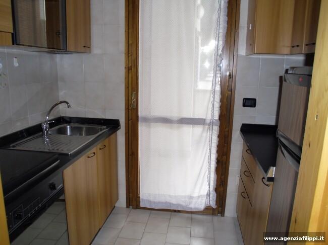 Ville tipo B interno angolo cottura con frigo/frezeer